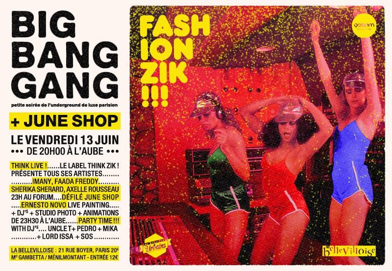 Big Bang Gang FashionZik