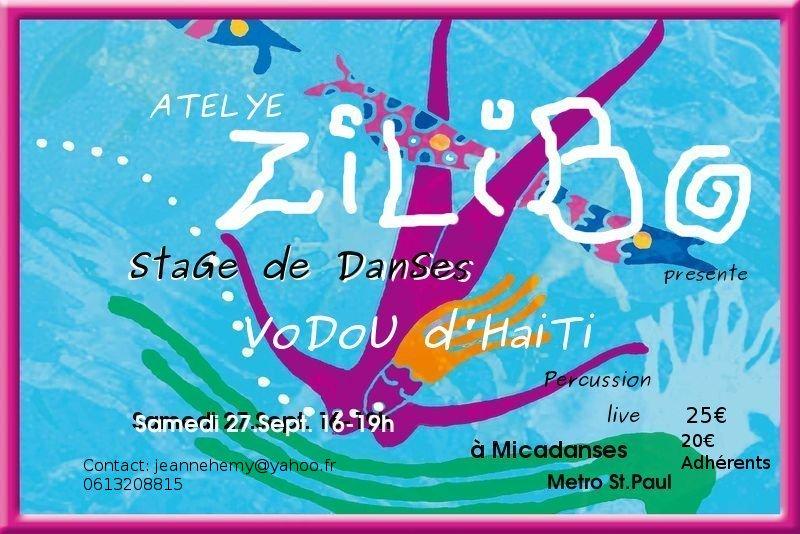 Danses Vodou d'Haiti