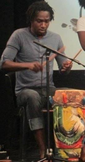 Percusionniste 1