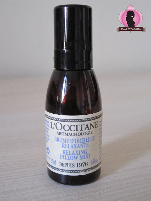Brume d'oreiller occitane