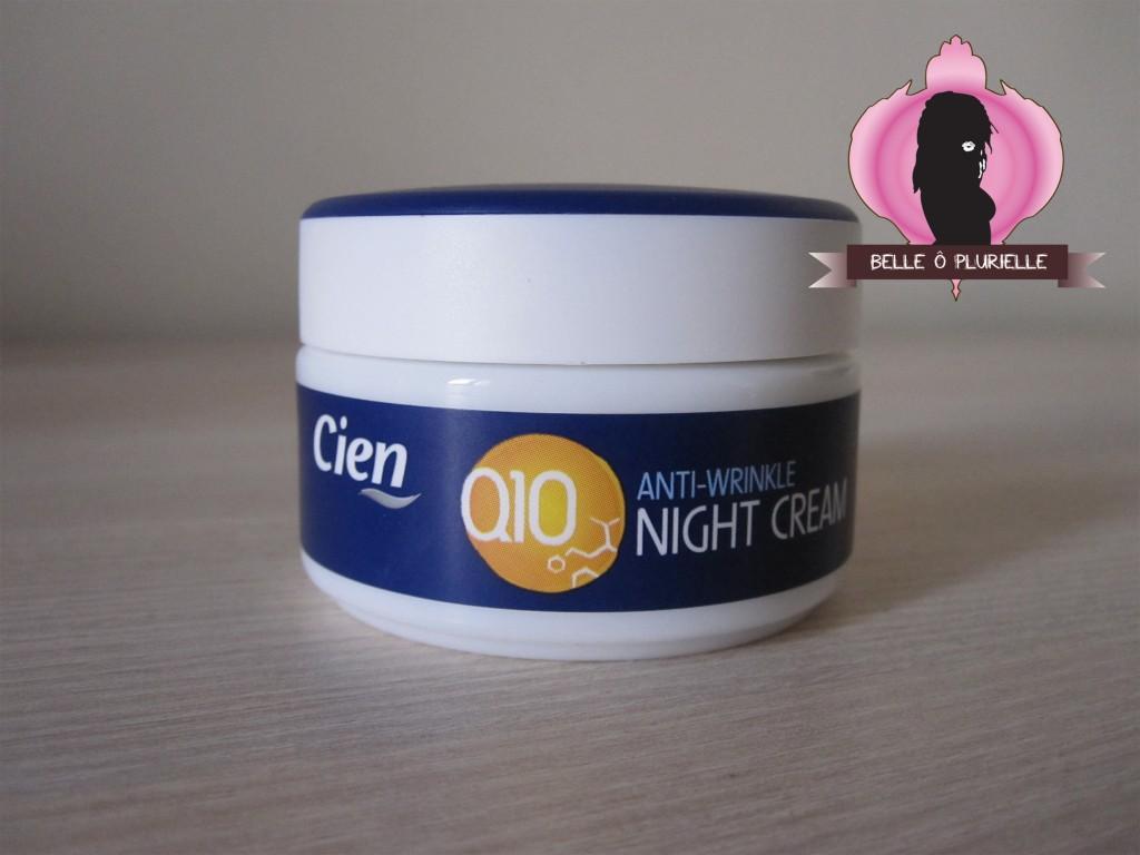 Crème cien nuit