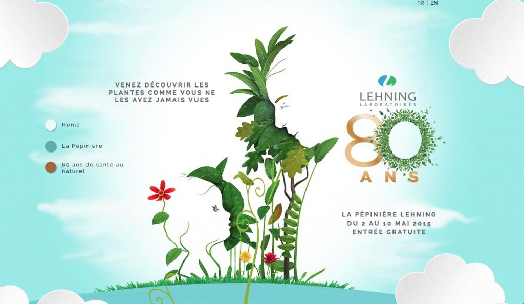 Découverte florale au jardin des tuileries avec les laboratoires Lehning