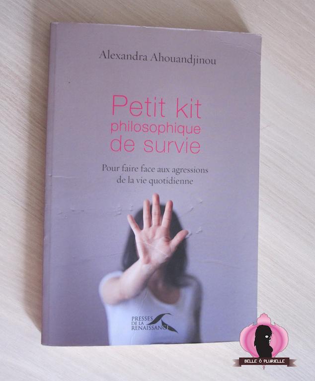 Petit kit de survie philosophique