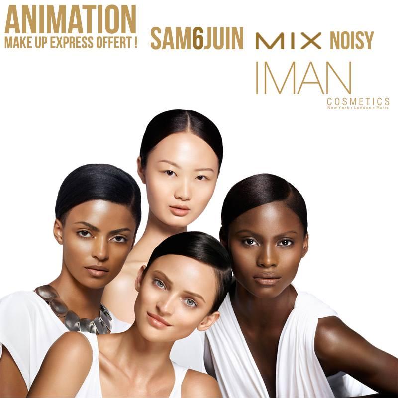Mix Beauty Animation make up express offert