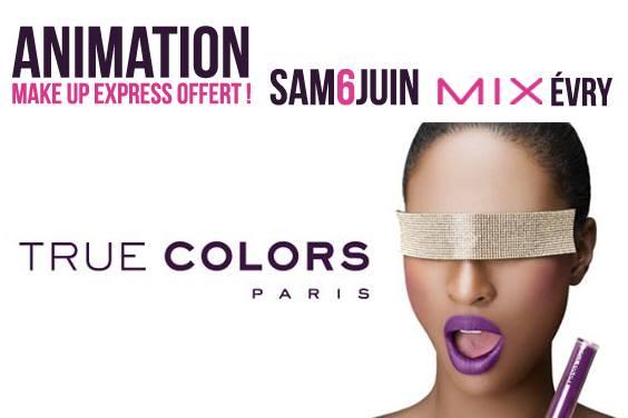 Mix Beauty animation make up express offert 2
