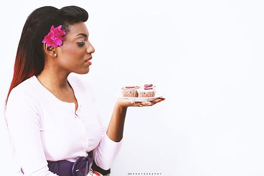 Les Délices d'une Pin up, l'interview d'une fashionista fin gourmet