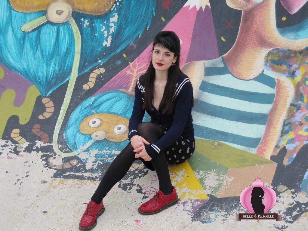 Ophélie première rédactrice du blog Belle ô pluri'elle