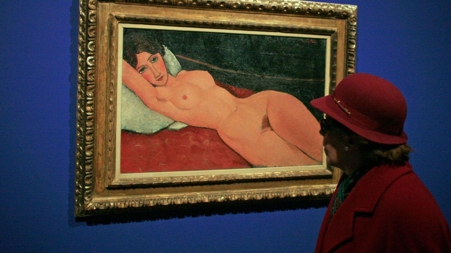 Nudité entre omniprésence et tabou